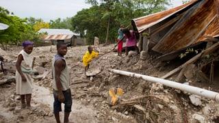 «Erika» wütet in der Karibik und nimmt Kurs auf Haiti und Florida