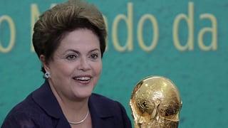 Rousseff verteidigt WM-Ausgaben