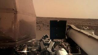 So tönt es auf dem Mars