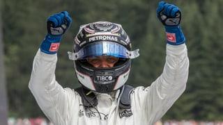 Valtteri Bottas triumfescha al grond premi da l'Austria