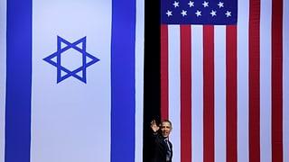 Obama: «Sicherheit gibt es in Israel nur durch Frieden»