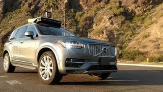Selbstfahrendes Auto tötet Fussgängerin – Uber schuldlos?