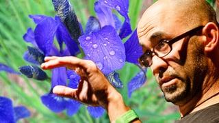Sprachkünstler Simon Chen und seine blumige Wortakrobatik