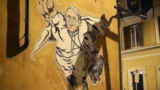 Papst Franziskus – «gefällt mir»