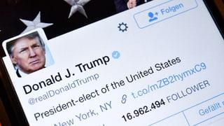 Twitter lässt US-Regierung abblitzen