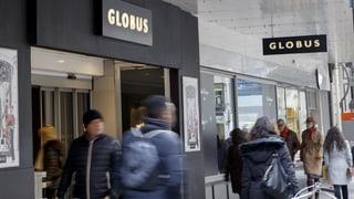 Globus kämpft weiter mit sinkendem Umsatz