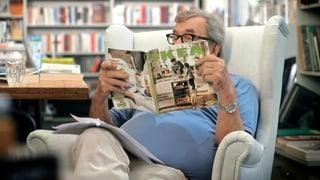 Novum: Literaturkritiker rezensiert Ikea-Katalog