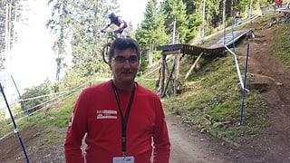Corsin Jacomet – in dals 380 voluntaris a Lai (Artitgel cuntegn audio)