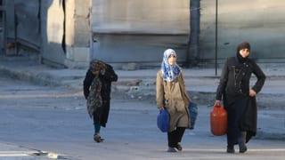 Syriens Regime nimmt Nordosten Aleppos vollständig ein
