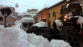 Danovamain terratrembel en l'Italia Centrala