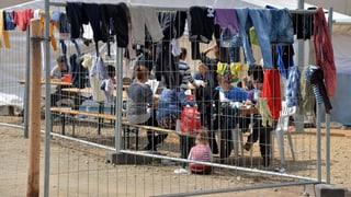 Für die Deutschen sind die Flüchtlingszahlen akzeptabel