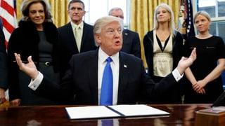 Trump verlangt Anti-IS-Plan
