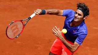 Federer zeigt souveräne Leistung gegen Granollers
