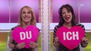 Isabelle Flachsmann und Aniko Donath (Artikel enthält Video)