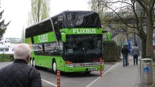 Kanton Luzern sucht Standort für Fernbusse
