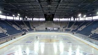 St. Jakob-Arena bleibt wichtiger Eistempel für die Region