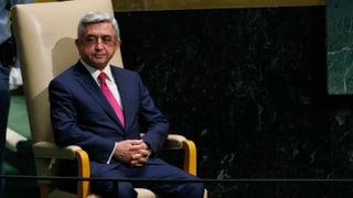 Verfassungsänderung in Armenien: Putin als Vorbild?