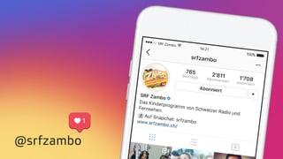 «Zambo» auf Instagram