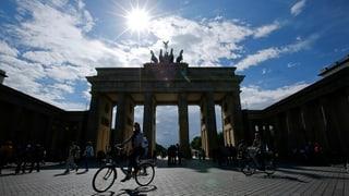 Deutschland diskutiert wieder über Sicherheit