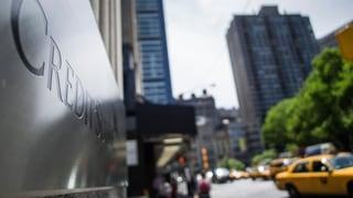 US-Steuerreform dürfte Credit Suisse in rote Zahlen stürzen