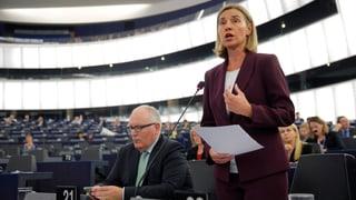 «Das Ziel: Möglichst wenige Menschen sollen nach Europa kommen»