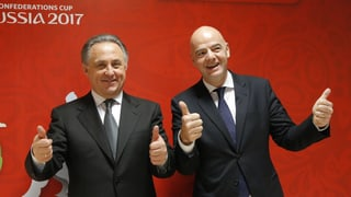 Fifa plant Gehaltserhöhung für Gianni Infantino