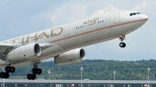 Etihad steigt bei Alitalia ein