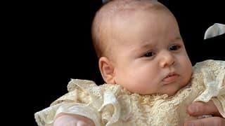 Prinz George reist nach Down Under