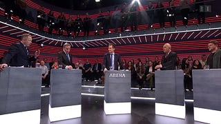 «Arena»: DSI – zerrissene Schweiz?