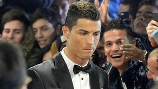 Ronaldo-Fans in Zürich: «Er isch Fätze»