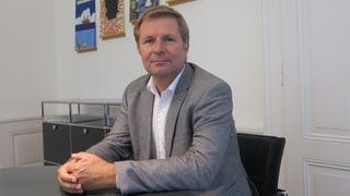 Finanzdirektor Schwerzmann wills nochmals wissen