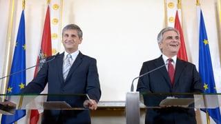 Grosse Koalition in Österreich steht