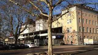 Aus für Kaserne Aarau ab 2030