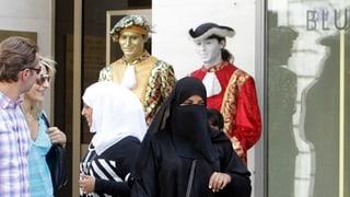 Gesichtsschleier dürfen verboten werden