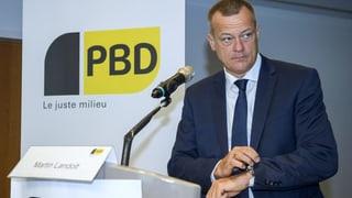 BDP setzt auf die Karte Europapolitik