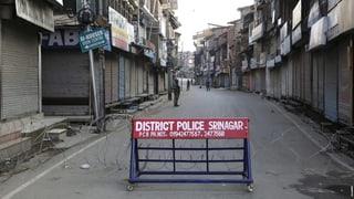 «Jede Form von Protest in Kaschmir wird im Keim erstickt»