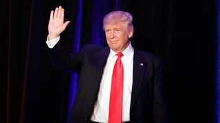 Wie US-Amerikaner in Zürich die Wahlnacht erlebt haben