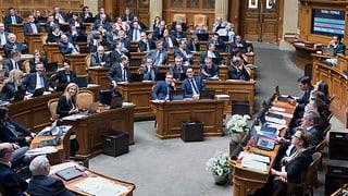 «Wir müssen die SNB ihren Job machen lassen»