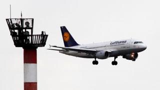 Lufthansa stoppt Flüge nach Tripolis