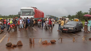 UNO schickt mehr Lebensmittel in Ebolagebiete