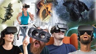Jahresabrechnung: Wann wird VR das Laufen lernen?