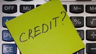 Nicht überhastet teure Kleinkredite aufnehmen (Artikel enthält Audio)