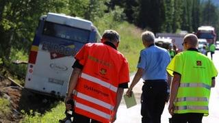 Eurobus: «Das ist der erste tödliche Unfall der Firmengeschichte»