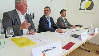 Bürgerliche Allianz: SVP, FDP und CVP wollen 16. Aargauer Sitz