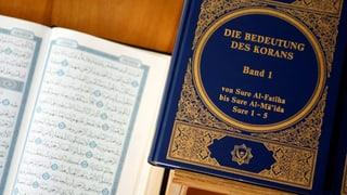 Was wird am Zentrum für Islam an der Uni Freiburg gelehrt?