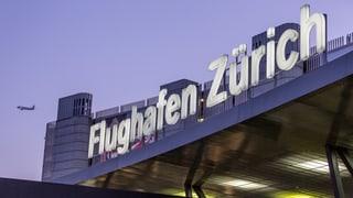 Sechs Fakten zum Flughafen in Zürich