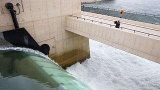Strom aus Wasserkraft soll zwingend die Grundversorgung bilden. So will es die Energiekommission des Nationalrats. Der Vorschlag hat gute Chancen.