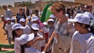 Sommaruga sagt Jordanien Hilfe für syrische Flüchtlinge zu