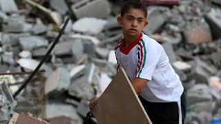 Milliardenhilfe für das zerbombte Gaza