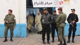 Terrorattacke überschattet Wahlauftakt in Tunesien